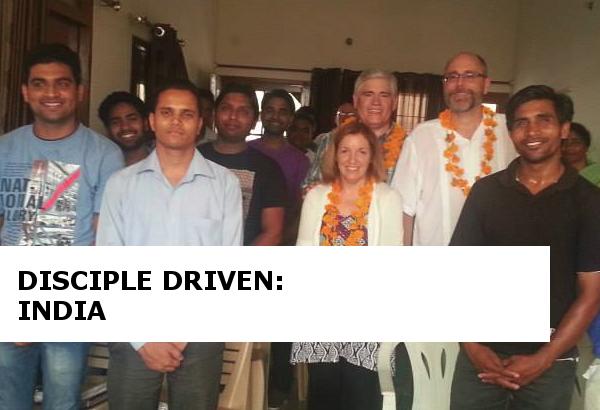 DiscipleDrivenIndia